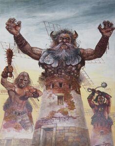 Giants by Justo Jimeno