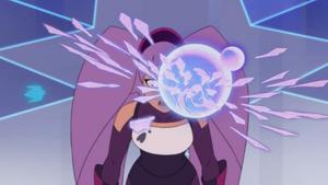 Hologram of Etheria blockade