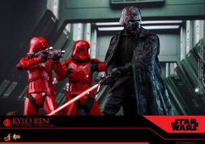 Hot-Toys Kylo Sith troopers TROS
