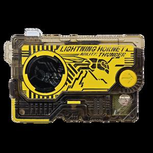 Lightning Hornet Progrise Key 1