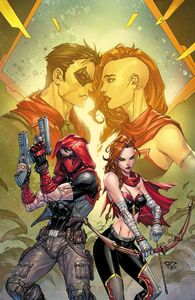 Red Hood and the Outlaws Vol 2 42 Textless