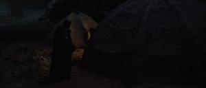 Anakin Tusken hut