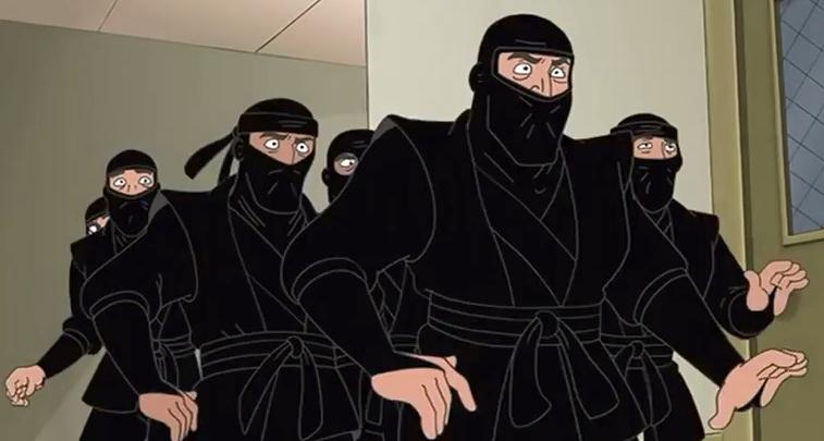 Anti-Recess Ninjas