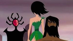 Ashi facing her own mother