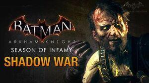 Batman Arkham Knight - Season of Infamy Shadow War (Ra's al Ghul)