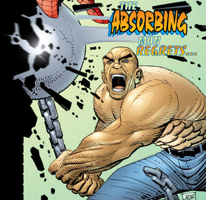 Carl Creel (Earth-616) from Amazing Spider-Man Vol 1 429 cover 001