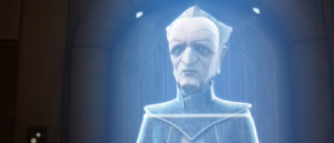 Chancellor Palpatine clear