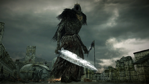 Giant Lord Dark Souls 2