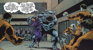 King Shark Prime Earth 0098