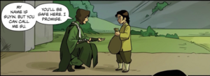Kuvira is adopted by Suyin