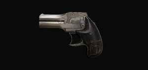 Lenny's pistol