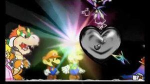 Super Paper Mario Super Dimentio Battle