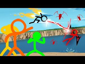The Showdown - Animator vs