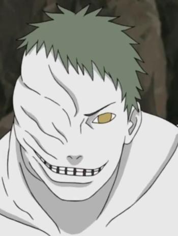 White Zetsu
