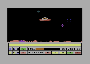 274862-benji-space-rescue-commodore-64-screenshot-one-of-the-drones