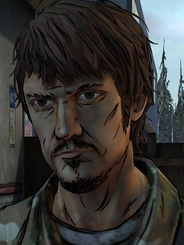 Troy (The Walking Dead)