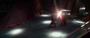 Anakin Skywalker Dooku combined