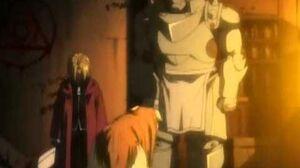 Fullmetal Alchemist-Nina's Death