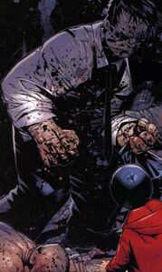 Hammerhead (Joseph) (Earth-616) from Amazing Spider-Man Vol 1 575