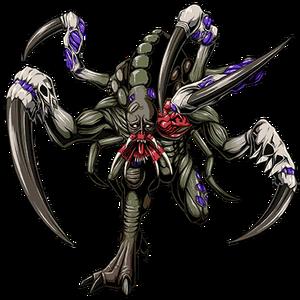 Jabberwock S3 (Clan Master)