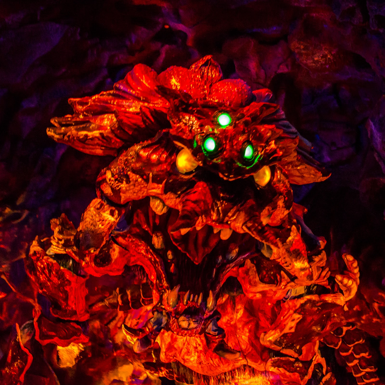Lava Monster (Journey to the Center of the Earth)