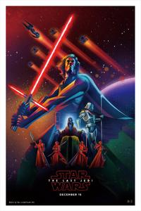 Poster Posse TLJ