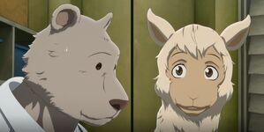 Riz and Tem anime 01