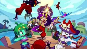 Shantae Half-Genie Hero OST - Risky Boots