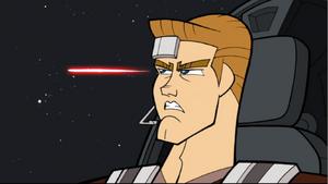 Anakin Skywalker Red Leader