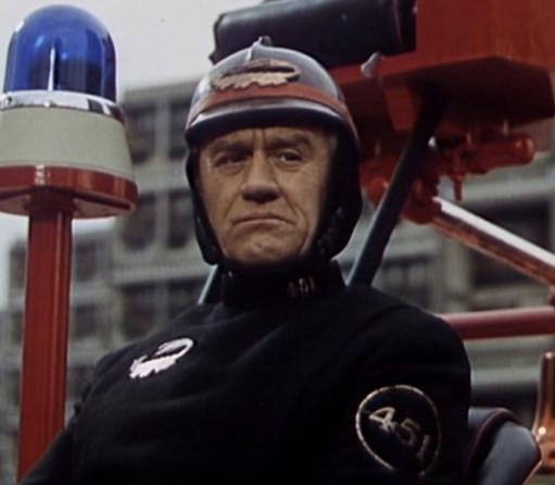 Captain Beatty