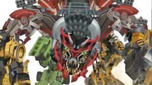 Constructicon DEVASTATOR Transform - Short Flash Transformers Series