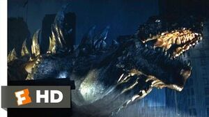 Godzilla (1998) - Fire at Will! Scene (5 10) Movieclips