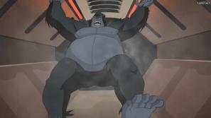 Grodd animated 16