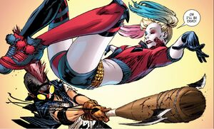 Harley QuinnPrime Earth 0010