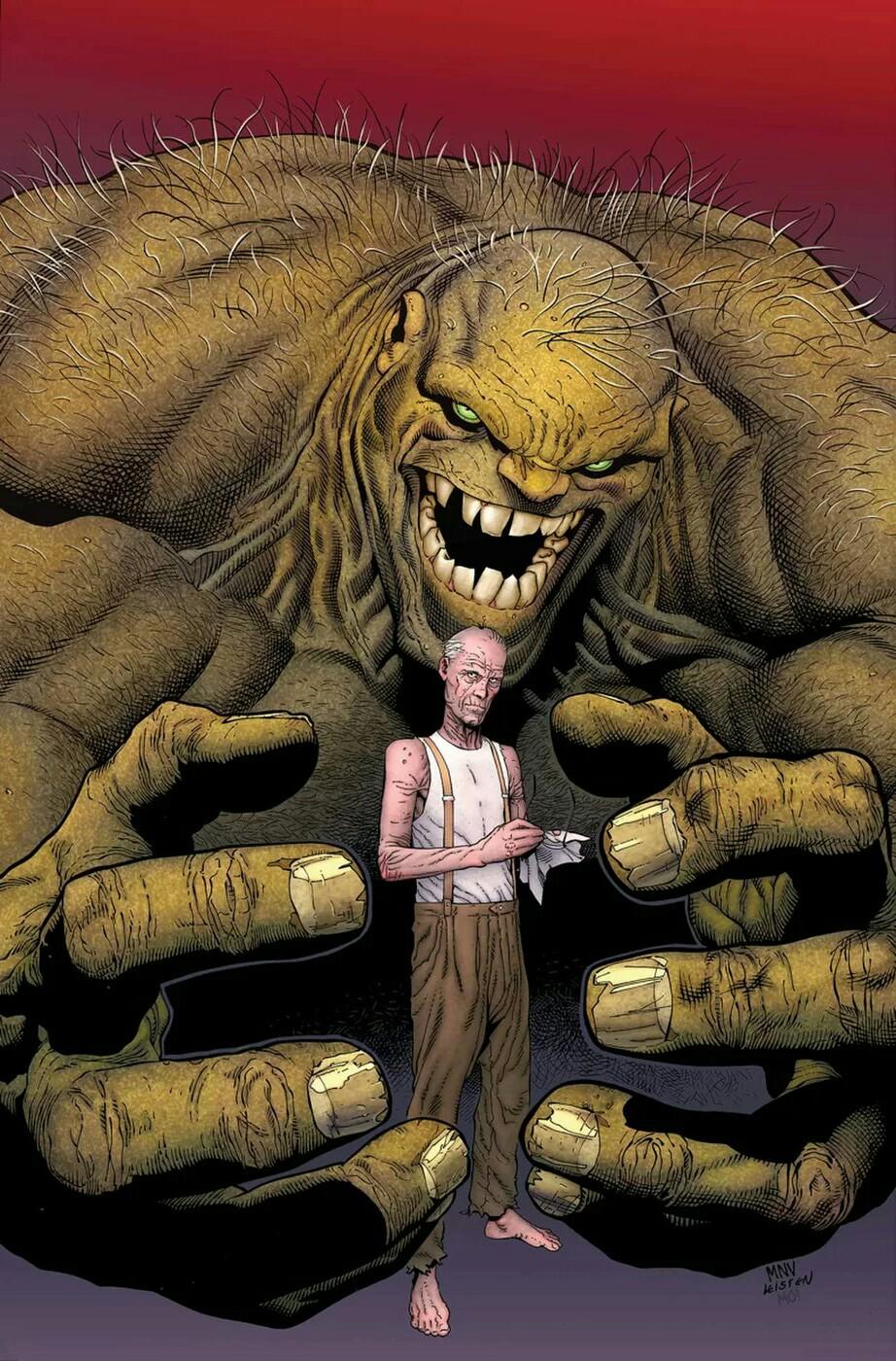 Hulk (Old Man Logan)