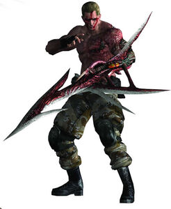 Infected Krauser