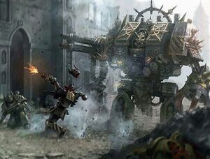 Iron warriors