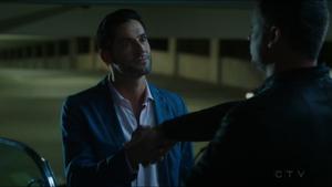 Lucifer Pierce Handshake