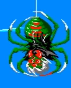 Prince Spider Turbografx