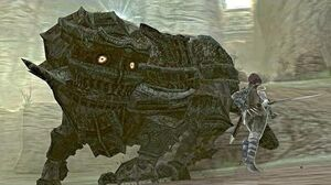 Shadow of the Colossus Celosia Boss Fight - 11th Colossus (PS3 1080p)