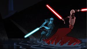 Skywalker Ventress shades