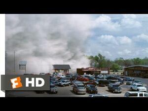 The Mist (1-9) Movie CLIP - The Mist Arrives (2007) HD