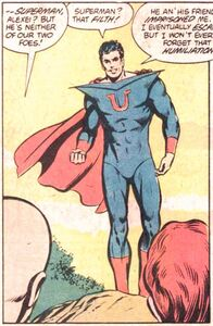Ultra-Man Earth-Three 001