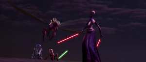 Ventress can-cell