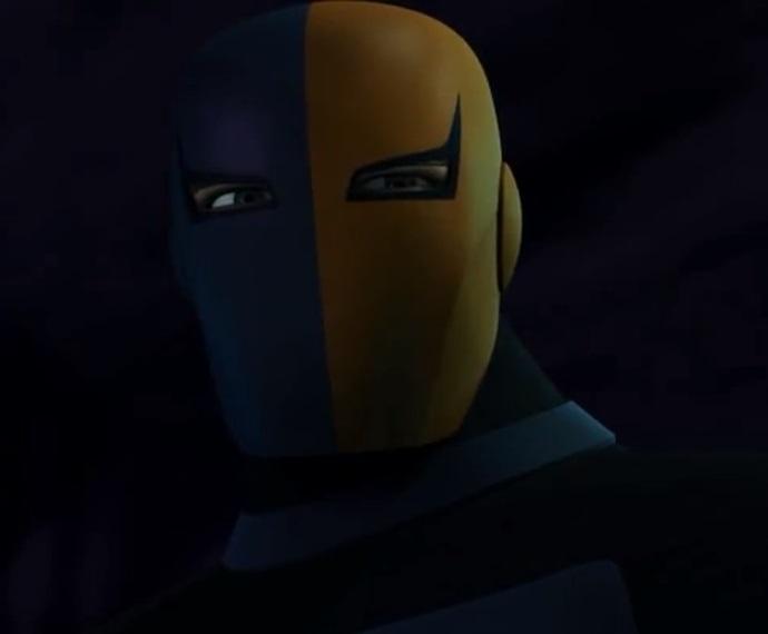 Deathstroke (Beware the Batman)