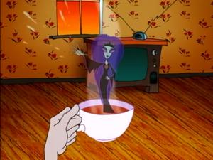 Black Puddle Queen tea