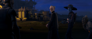 Chancellor Palpatine hunters