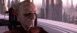 Chancellor Palpatine welled