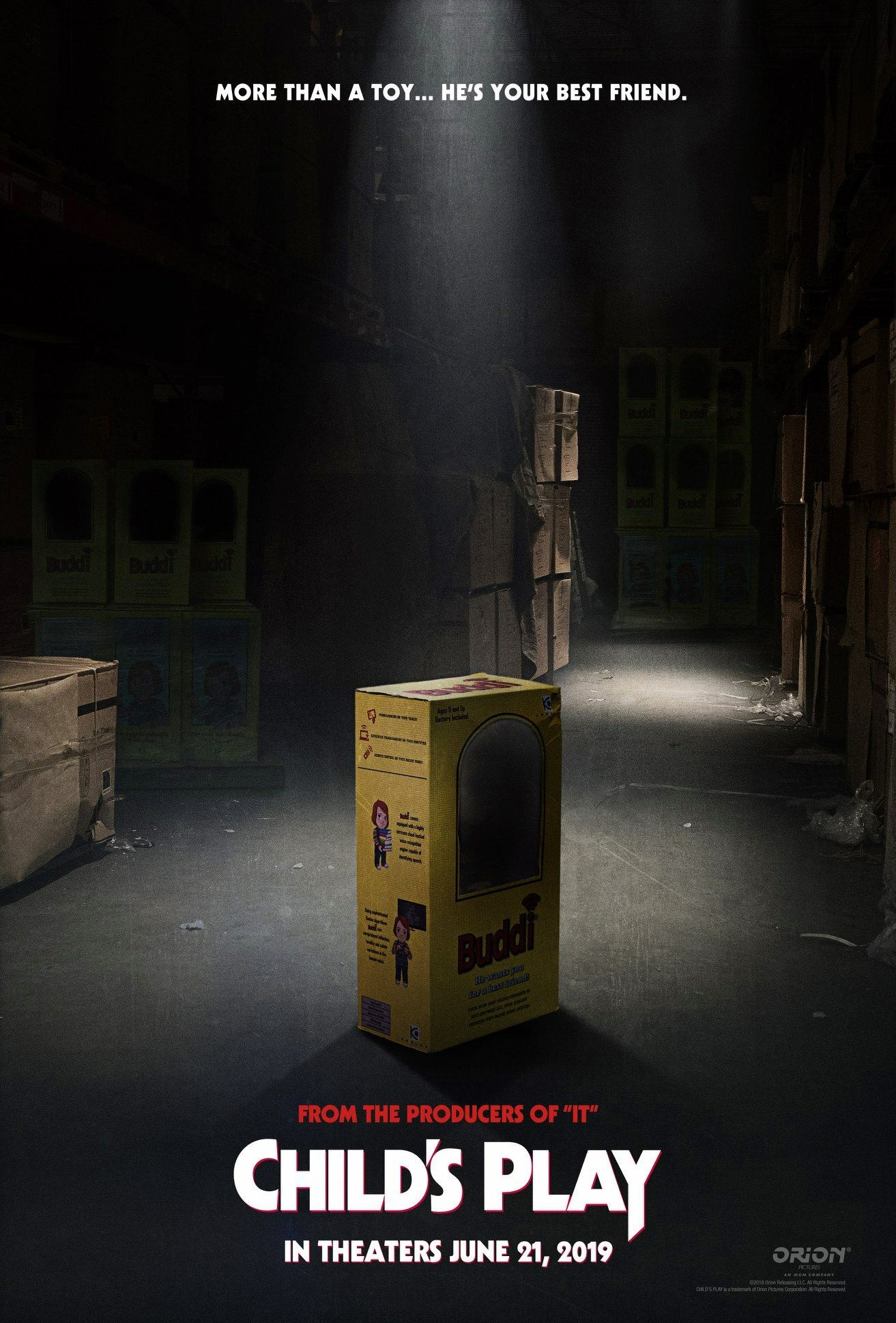 AustinDR/Child's Play 2019 (Review)