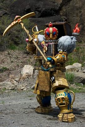 Gold Digger (Dino Charge)